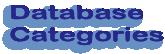 B2B Databases Categories